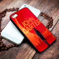 John Carter on your case iphone 4 4s 5 5s 5c 6 6plus 7 case / cases