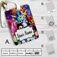 Gravity Falls and Steven Universe Custom Leather Luggage Tag