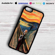 Deadpool Scream iPhone 4/4S 5 S/C/SE 6/6S Plus 7| Samsung Galaxy S4 S5 S6 S7 NOTE 3 4 5| LG G2 G3 G4| MOTOROLA MOTO X X2 NEXUS 6| SONY Z3 Z4 MINI| HTC ONE X M7 M8 M9 M8 MINI CASE