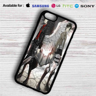Eren and Levi Shingeki no Kyojin iPhone 4/4S 5 S/C/SE 6/6S Plus 7  Samsung Galaxy S4 S5 S6 S7 NOTE 3 4 5  LG G2 G3 G4  MOTOROLA MOTO X X2 NEXUS 6  SONY Z3 Z4 MINI  HTC ONE X M7 M8 M9 M8 MINI CASE