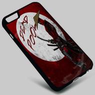 Samurai Deadpool Iphone 5 5S 5C Case
