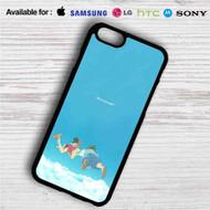 Haku and Chihiro Spirited Away Studio Ghibli iPhone 4/4S 5 S/C/SE 6/6S Plus 7| Samsung Galaxy S4 S5 S6 S7 NOTE 3 4 5| LG G2 G3 G4| MOTOROLA MOTO X X2 NEXUS 6| SONY Z3 Z4 MINI| HTC ONE X M7 M8 M9 M8 MINI CASE