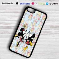 Mickey Mouse and Minnie Mouse Pattern iPhone 4/4S 5 S/C/SE 6/6S Plus 7| Samsung Galaxy S4 S5 S6 S7 NOTE 3 4 5| LG G2 G3 G4| MOTOROLA MOTO X X2 NEXUS 6| SONY Z3 Z4 MINI| HTC ONE X M7 M8 M9 M8 MINI CASE