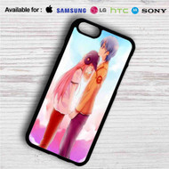 Yui and Hinata Angel Beats iPhone 4/4S 5 S/C/SE 6/6S Plus 7| Samsung Galaxy S4 S5 S6 S7 NOTE 3 4 5| LG G2 G3 G4| MOTOROLA MOTO X X2 NEXUS 6| SONY Z3 Z4 MINI| HTC ONE X M7 M8 M9 M8 MINI CASE
