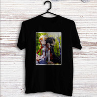 Asuna and Kirito Sword Art Online Custom T Shirt Tank Top Men and Woman
