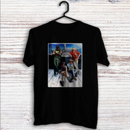 Black Lagoon Pirates Custom T Shirt Tank Top Men and Woman