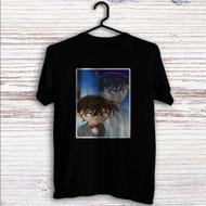 Detective Conan Sinichi Kudo Custom T Shirt Tank Top Men and Woman
