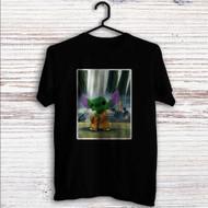 Disney Stitch Yoda Custom T Shirt Tank Top Men and Woman