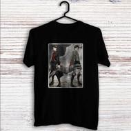 Eren and Levi Shingeki no Kyojin Custom T Shirt Tank Top Men and Woman
