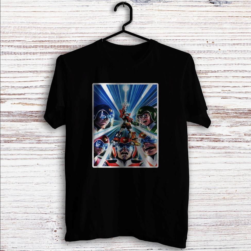 350b98ebc ... Voltron Defender of the Universe Custom T Shirt Tank Top Men and Woman.  Image 1. Image 1. Click to enlarge