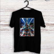 Voltron Defender of the Universe Custom T Shirt Tank Top Men and Woman