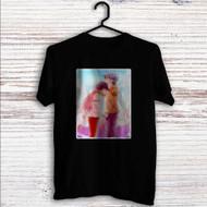 Yui and Hinata Angel Beats Custom T Shirt Tank Top Men and Woman