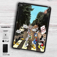"Disney Abbey Road iPad 2 3 4 iPad Mini 1 2 3 4 iPad Air 1 2 | Samsung Galaxy Tab 10.1"" Tab 2 7"" Tab 3 7"" Tab 3 8"" Tab 4 7"" Case"