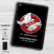 "Fall Out Boy Ghostbusters ft Missy Elliot iPad 2 3 4 iPad Mini 1 2 3 4 iPad Air 1 2 | Samsung Galaxy Tab 10.1"" Tab 2 7"" Tab 3 7"" Tab 3 8"" Tab 4 7"" Case"