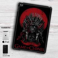 """Game of Thrones Star Wars Darth Vader iPad 2 3 4 iPad Mini 1 2 3 4 iPad Air 1 2   Samsung Galaxy Tab 10.1"""" Tab 2 7"""" Tab 3 7"""" Tab 3 8"""" Tab 4 7"""" Case"""
