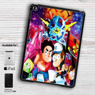 "Gravity Falls and Steven Universe iPad 2 3 4 iPad Mini 1 2 3 4 iPad Air 1 2 | Samsung Galaxy Tab 10.1"" Tab 2 7"" Tab 3 7"" Tab 3 8"" Tab 4 7"" Case"