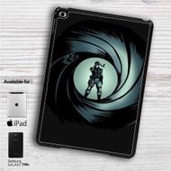 "Metal Gear Solid James Bond iPad 2 3 4 iPad Mini 1 2 3 4 iPad Air 1 2 | Samsung Galaxy Tab 10.1"" Tab 2 7"" Tab 3 7"" Tab 3 8"" Tab 4 7"" Case"