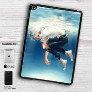 """Nagisa Kaworu Neon Genesis Evangelion iPad 2 3 4 iPad Mini 1 2 3 4 iPad Air 1 2   Samsung Galaxy Tab 10.1"""" Tab 2 7"""" Tab 3 7"""" Tab 3 8"""" Tab 4 7"""" Case"""