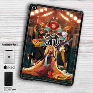 "Princess Disney The Big Four iPad 2 3 4 iPad Mini 1 2 3 4 iPad Air 1 2 | Samsung Galaxy Tab 10.1"" Tab 2 7"" Tab 3 7"" Tab 3 8"" Tab 4 7"" Case"