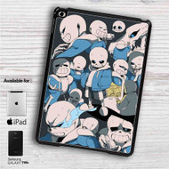 "Sans Undertale Collage iPad 2 3 4 iPad Mini 1 2 3 4 iPad Air 1 2 | Samsung Galaxy Tab 10.1"" Tab 2 7"" Tab 3 7"" Tab 3 8"" Tab 4 7"" Case"