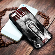 lana del rey native american like america on your case iphone 4 4s 5 5s 5c 6 6plus 7 case / cases