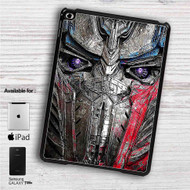 "Transformers The Last Knight iPad 2 3 4 iPad Mini 1 2 3 4 iPad Air 1 2 | Samsung Galaxy Tab 10.1"" Tab 2 7"" Tab 3 7"" Tab 3 8"" Tab 4 7"" Case"