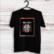 Call Of Duty Black Ops 3 Skull Custom T Shirt Tank Top Men and Woman