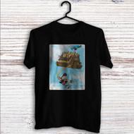 Gravity Falls Up Custom T Shirt Tank Top Men and Woman