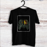 Heart On Fire Howl Moving Castle Custom T Shirt Tank Top Men and Woman