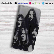 Black Sabbath Custom Leather Wallet iPhone 4/4S 5S/C 6/6S Plus 7| Samsung Galaxy S4 S5 S6 S7 Note 3 4 5| LG G2 G3 G4| Motorola Moto X X2 Nexus 6| Sony Z3 Z4 Mini| HTC ONE X M7 M8 M9 Case