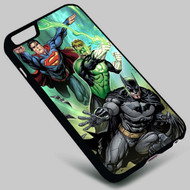 Superman Green Lantern and Batman Iphone 5 5S 5CCase