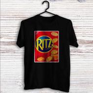 Rit'z Crackers Custom T Shirt Tank Top Men and Woman