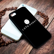 love, robot on your case iphone 4 4s 5 5s 5c 6 6plus 7 case / cases