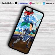 Ariel and Eric as Avatar The Last Airbender iPhone 4/4S 5 S/C/SE 6/6S Plus 7| Samsung Galaxy S4 S5 S6 S7 NOTE 3 4 5| LG G2 G3 G4| MOTOROLA MOTO X X2 NEXUS 6| SONY Z3 Z4 MINI| HTC ONE X M7 M8 M9 M8 MINI CASE