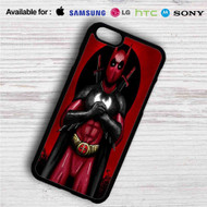 Batpool Batman Deadpool iPhone 4/4S 5 S/C/SE 6/6S Plus 7| Samsung Galaxy S4 S5 S6 S7 NOTE 3 4 5| LG G2 G3 G4| MOTOROLA MOTO X X2 NEXUS 6| SONY Z3 Z4 MINI| HTC ONE X M7 M8 M9 M8 MINI CASE