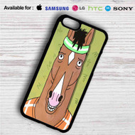 Bojack Horseman Face iPhone 4/4S 5 S/C/SE 6/6S Plus 7| Samsung Galaxy S4 S5 S6 S7 NOTE 3 4 5| LG G2 G3 G4| MOTOROLA MOTO X X2 NEXUS 6| SONY Z3 Z4 MINI| HTC ONE X M7 M8 M9 M8 MINI CASE