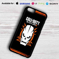 Call Of Duty Black Ops 3 Skull iPhone 4/4S 5 S/C/SE 6/6S Plus 7| Samsung Galaxy S4 S5 S6 S7 NOTE 3 4 5| LG G2 G3 G4| MOTOROLA MOTO X X2 NEXUS 6| SONY Z3 Z4 MINI| HTC ONE X M7 M8 M9 M8 MINI CASE