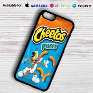 Cheetos Puff iPhone 4/4S 5 S/C/SE 6/6S Plus 7| Samsung Galaxy S4 S5 S6 S7 NOTE 3 4 5| LG G2 G3 G4| MOTOROLA MOTO X X2 NEXUS 6| SONY Z3 Z4 MINI| HTC ONE X M7 M8 M9 M8 MINI CASE