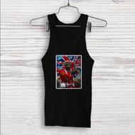 Iron Maiden's Eddie Custom Men Woman Tank Top T Shirt Shirt