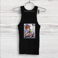Kingdom Hearts Custom Men Woman Tank Top T Shirt Shirt