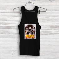 Kiss Band Custom Men Woman Tank Top T Shirt Shirt