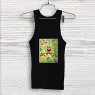 Spongebob Squarepants Custom Men Woman Tank Top T Shirt Shirt