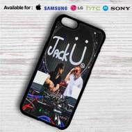 Skrillex and Diplo Project Jack Ü iPhone 4/4S 5 S/C/SE 6/6S Plus 7| Samsung Galaxy S4 S5 S6 S7 NOTE 3 4 5| LG G2 G3 G4| MOTOROLA MOTO X X2 NEXUS 6| SONY Z3 Z4 MINI| HTC ONE X M7 M8 M9 M8 MINI CASE