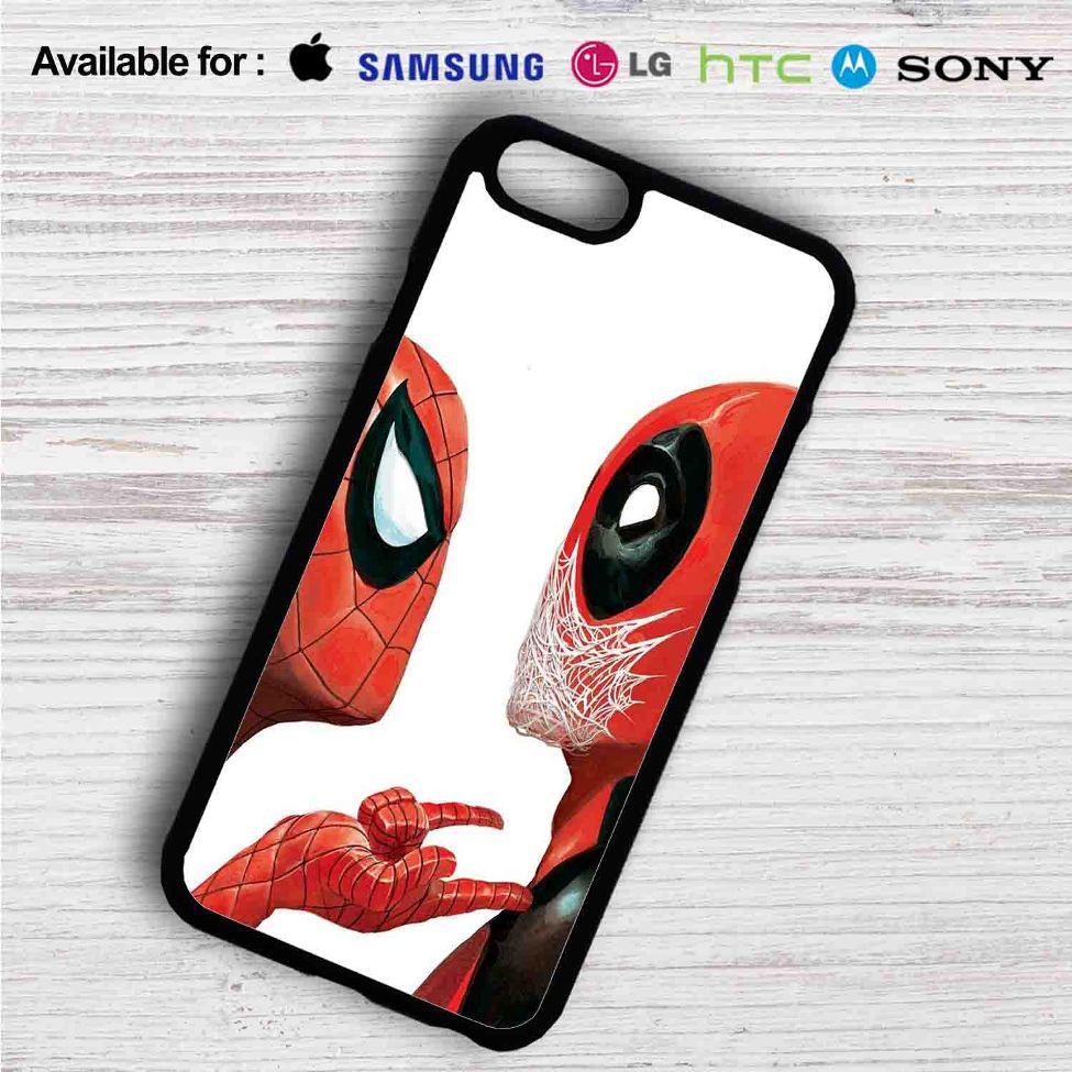 sale retailer 5b2e8 719de Spiderman Deadpool iPhone 4/4S 5 S/C/SE 6/6S Plus 7| Samsung Galaxy S4 S5  S6 S7 NOTE 3 4 5| LG G2 G3 G4| MOTOROLA MOTO X X2 NEXUS 6| SONY Z3 Z4 MINI|  ...