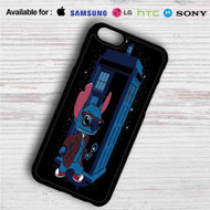 Stitch Doctor Who iPhone 4/4S 5 S/C/SE 6/6S Plus 7  Samsung Galaxy S4 S5 S6 S7 NOTE 3 4 5  LG G2 G3 G4  MOTOROLA MOTO X X2 NEXUS 6  SONY Z3 Z4 MINI  HTC ONE X M7 M8 M9 M8 MINI CASE