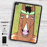 """Bojack Horseman Face iPad 2 3 4 iPad Mini 1 2 3 4 iPad Air 1 2   Samsung Galaxy Tab 10.1"""" Tab 2 7"""" Tab 3 7"""" Tab 3 8"""" Tab 4 7"""" Case"""