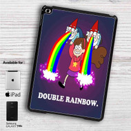"Double Rainbow Gravity Falls iPad 2 3 4 iPad Mini 1 2 3 4 iPad Air 1 2 | Samsung Galaxy Tab 10.1"" Tab 2 7"" Tab 3 7"" Tab 3 8"" Tab 4 7"" Case"