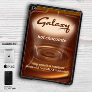 "Galaxy Chocolate iPad 2 3 4 iPad Mini 1 2 3 4 iPad Air 1 2 | Samsung Galaxy Tab 10.1"" Tab 2 7"" Tab 3 7"" Tab 3 8"" Tab 4 7"" Case"