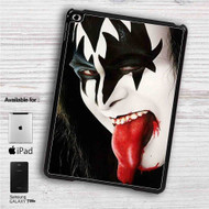 "Gene Simmons Kiss iPad 2 3 4 iPad Mini 1 2 3 4 iPad Air 1 2 | Samsung Galaxy Tab 10.1"" Tab 2 7"" Tab 3 7"" Tab 3 8"" Tab 4 7"" Case"