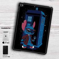 "Stitch Doctor Who iPad 2 3 4 iPad Mini 1 2 3 4 iPad Air 1 2 | Samsung Galaxy Tab 10.1"" Tab 2 7"" Tab 3 7"" Tab 3 8"" Tab 4 7"" Case"
